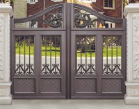 House Gate Designs/aluminum Door