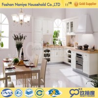 Kitchen Cabinets Solid Wood Modern With Laminate Cabinet