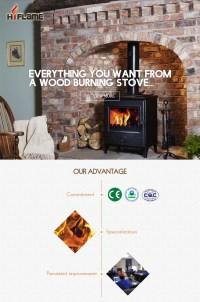 Excellent Manufacturer Indoor Wood Burning Fireplace Wood ...
