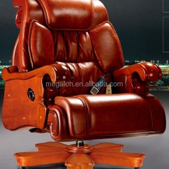 Throne Office Chair Laugh And Learn Pink Royal King Furniture Leather Executive Foha 03