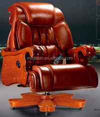 Royal King Throne Furniture Office Leather Executive Chair ...