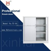 Kitchen Cabinet Roller Shutter Door Hanger File Storage ...