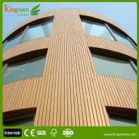 Wood Plastic Composite Exterior Wall Cladding,Wall ...