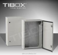 Ip66 Wall Mounting Metal Enclosure/metal Distribution Box ...