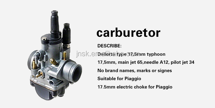 50cc Carburetor Motorcycle Carburetor For Minarelli