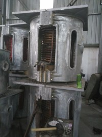 Factory Price Small Gold Melting Furnace For Sale