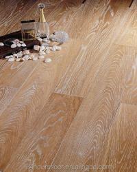 Hand Scraped Oak Solid Wood Flooring - Buy American Red ...
