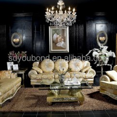 Dubai Living Room Furniture Color Ideas With Wood Floors 10020 2014 Luxury Gold Sofa Latest Design