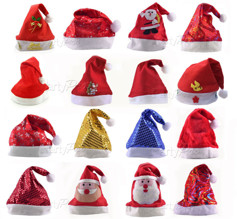Santa Hat Decorating Contest Ideas | Psoriasisguru.com