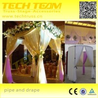 Aluminium Wholesale Pipe And Drape,Cheapest Price Pipe And ...