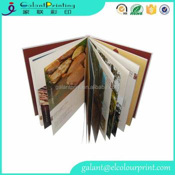 Wholesale Table Booklet Printed Custom Coloring Book Printing With Matt Paper