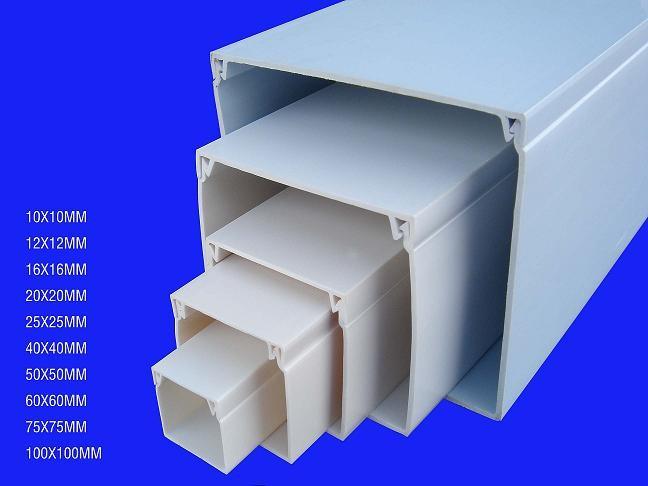 Electric Meter Wiring Heat White Pvc Plastic Trunking Sizes 100x50 Buy Plastic