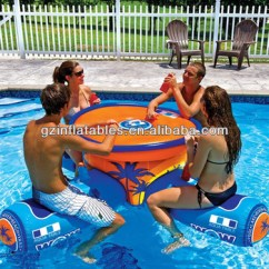 Inflatable Water Chairs For Adults Outdoor French Bistro Dining Adult Play Aqua Table Rider Chair Immanuel Buy