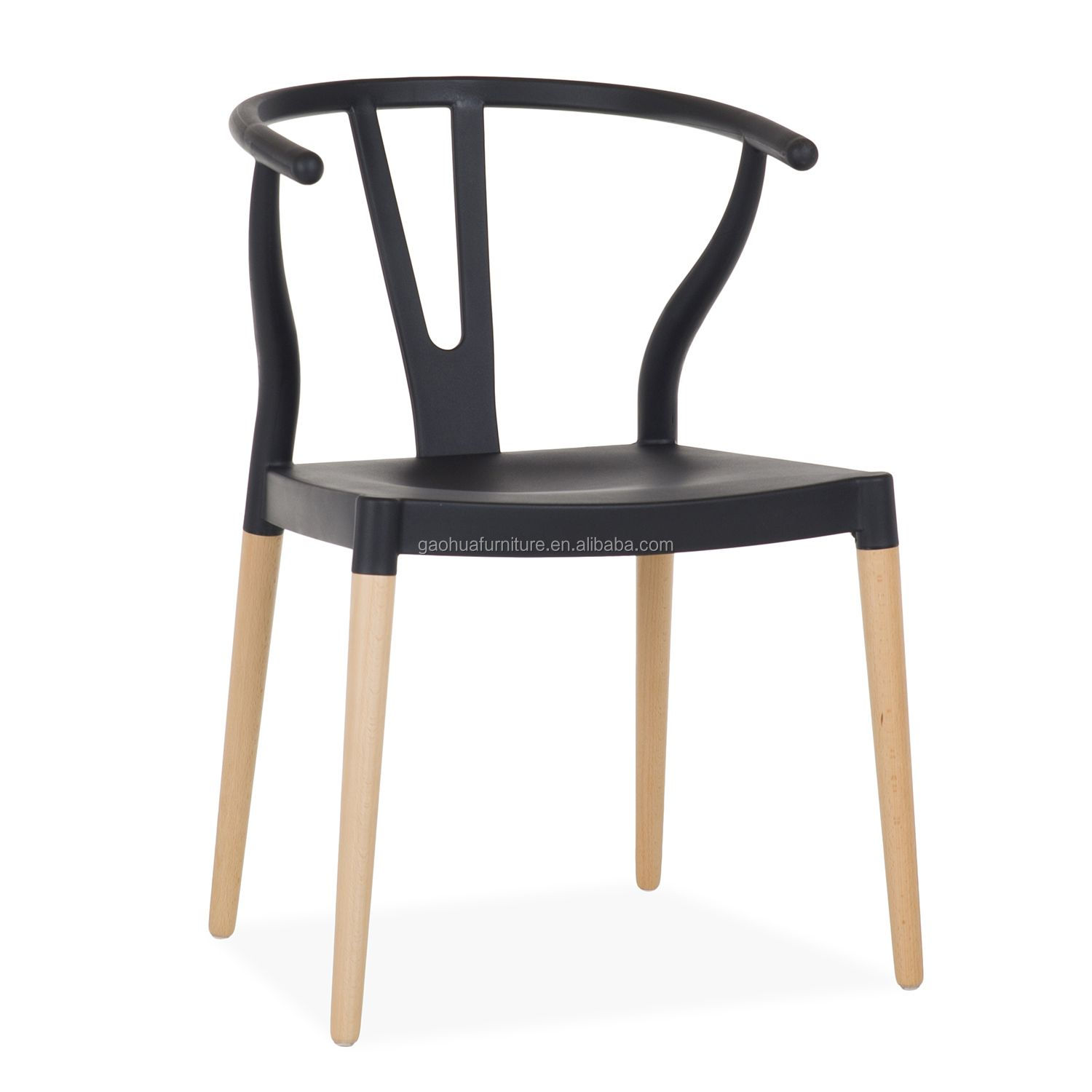 Y Chair Plastic Dining Room Chair Black Modern Buy Plastic Dining Chair Modern Dining Room Chairs Black Dining Chair Product On Alibaba Com