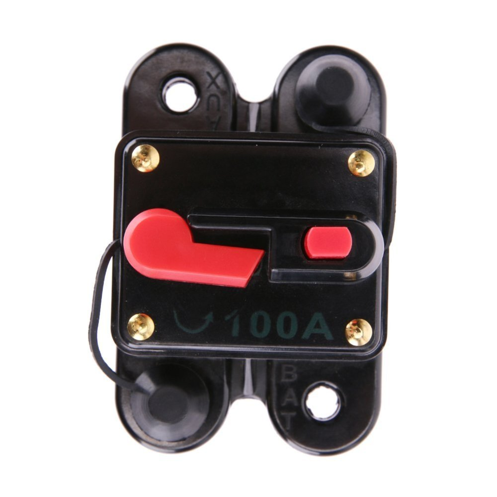 medium resolution of get quotations car audio circuit breaker winnereco 100a 12v square car audio inline circuit breaker fuse for