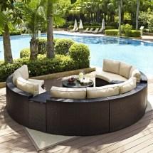Circular Outdoor Patio Furniture
