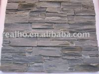 Chinese Honed Rough Slate Wall Tile - Buy Rough Slate Wall ...