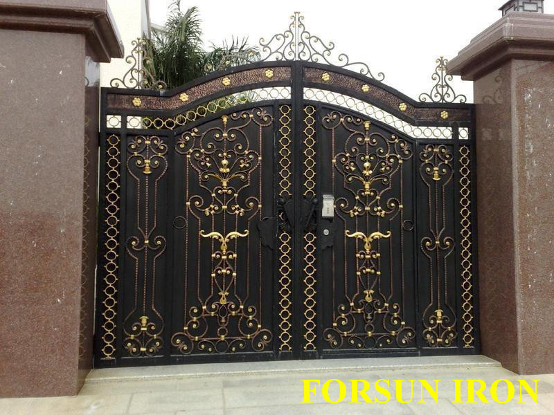 House Gate Designs Fence Gate Designs Iron Gate Designs View