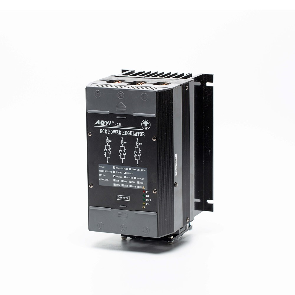 medium resolution of scr power controllers for electrical resistance heaters 40a 75a 90a