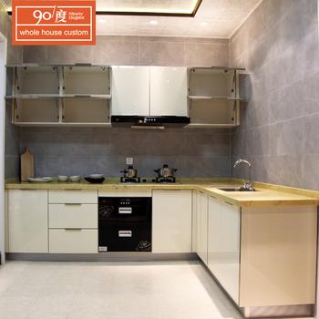 cheap kitchen cabinets microwave 便宜的不同颜色三聚氰胺厨柜厨房家具 buy 三聚氰胺厨柜 不同颜色的