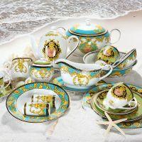 30 Pieces Luxury Porcelain Dinnerware Set - Buy Dinnerware ...