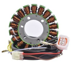 get quotations stator for polaris atp 500 hawkeye 400 ho ranger 400 carb scrambler 500 sportsman ho [ 1500 x 1500 Pixel ]