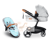 Hot Sale Europea Style Baby Stroller New Mima Design2016 ...
