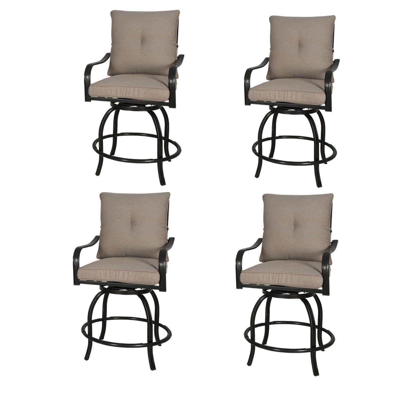 buy rimba outdoor swivel chairs height
