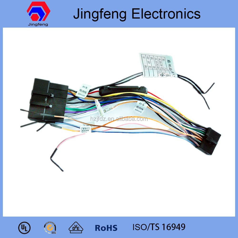 hight resolution of power wire harness for kia cerato car gps navigation