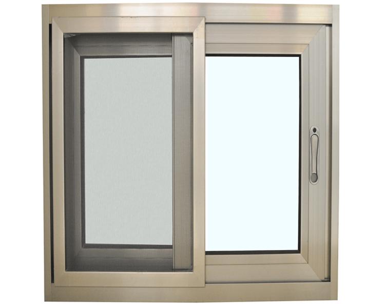 2015 La Venta Caliente De Aluminio Perfil Pequeo Ventanas