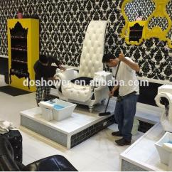 Pedicure Chairs Used Shower Chair Cvs Luxury And Queen Style Manicure For Nail Salon Furniture / Foot Care ...