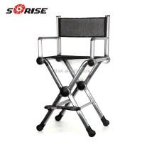 Hot Sale Folding Aluminum Dressing Stool Makeup Chair ...