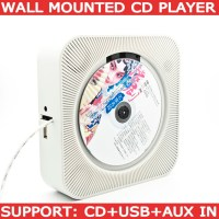 In Wall Mounted Cd Player Support Cd,Mp3,Usb And Aux In ...