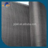 Unidirectional 3k Plain Woven Carbon Fiber Fabric - Buy ...