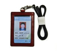 Student Id Card Holder,Leather Id Card Holder,Lanyard With ...