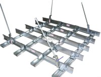 Ceiling Grid Components Type Hanger Wire Rod Suspended ...