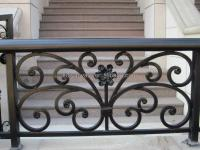 Factory Price Ornamental Balcony Wrought Iron Railings ...