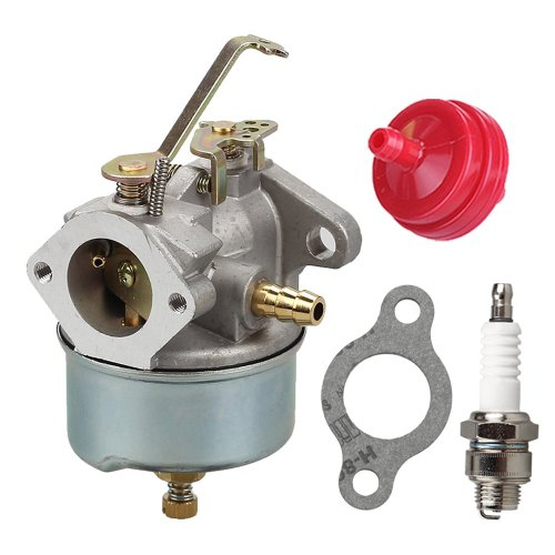 small resolution of get quotations 632230 632272 carburetor with spark plug fuel filter for tecumseh 5 hp 6 cheap tecumseh engines parts diagram