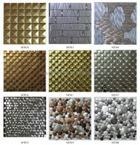 NEW fan-shaped mosaic tiles, View shaped mosaic tiles ...