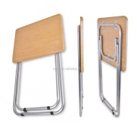 Small Portable Folding Table With Steel Legs - Buy Folding ...