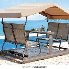 Swingasan Chair For Sale Desk Reviews High Quality Double Seat Swing Chair/ Hot Garden Aluminum - Buy Leisure Patio ...