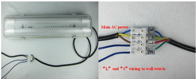 Emergency Lighting Wiring Diagrams Emergency Safety Lighting Led
