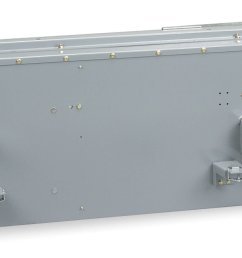get quotations schneider electric busway fs plug in 30 amp pq4203g panelboard cover trim iline [ 1354 x 884 Pixel ]