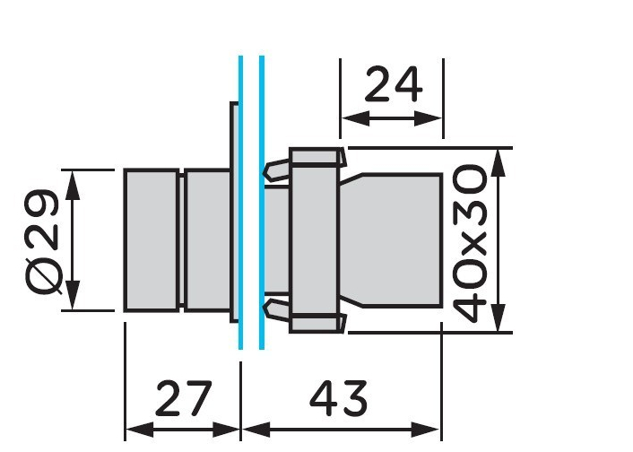 dia.22mm 3position selector rotary switch on-off,momentary