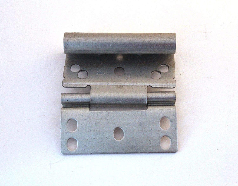 hight resolution of get quotations wayne dalton pinch resistant garage door hinges 1 4 hinge