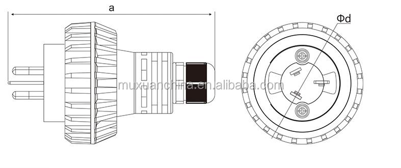 Industrial Plug Wiring Diagram