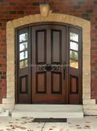 Front Door Samples & Front Door Covered Entry Traditional ...