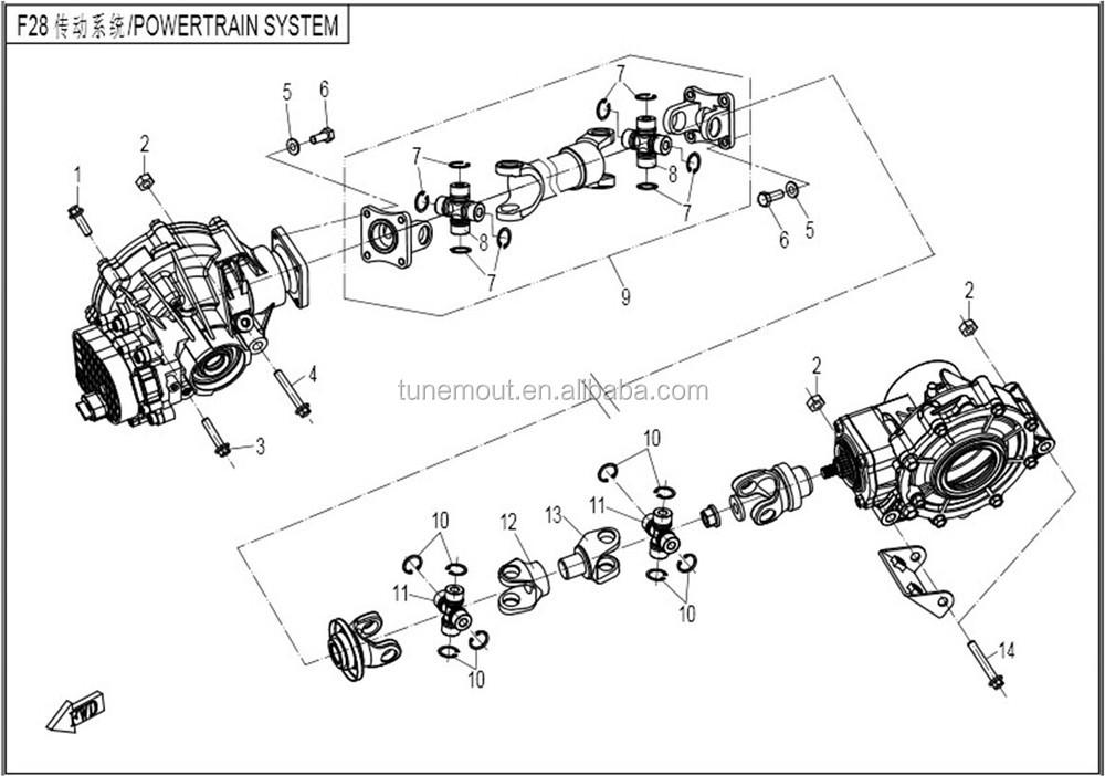 Cf Moto 500cc Atv Engine Diagram, Cf, Get Free Image About