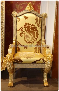 Luxury French Louis Xv Style Living Room Hawk Throne ...