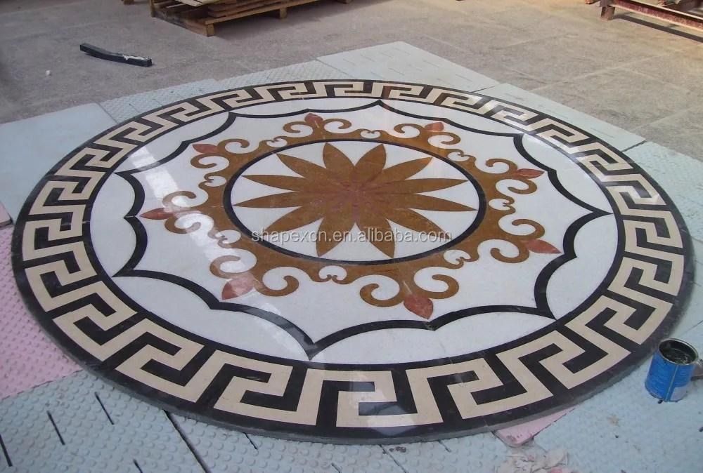 waterjet porcelain marble medallion floor tile lowes buy porcelain floor tile waterjet marble medallion tile lowes product on alibaba com